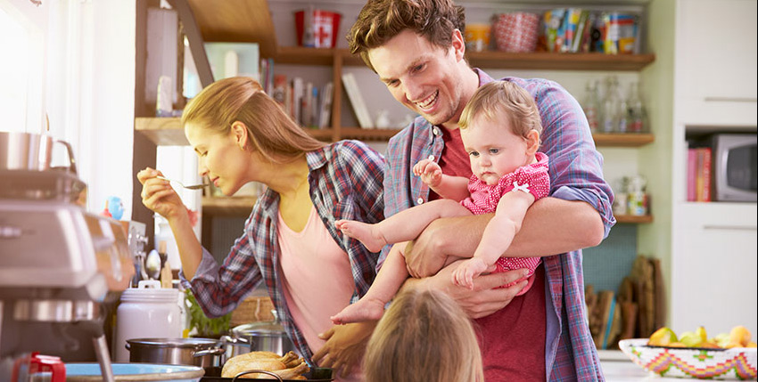 Weight Loss Tips for Busy Parents